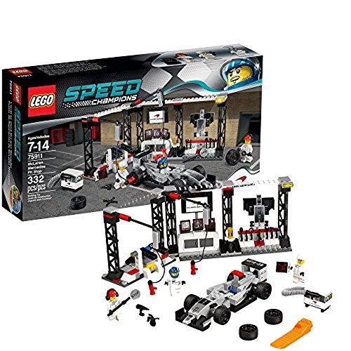 レゴ LEGO Speed Champions McLaren Mercedes Pit Stop 75911レゴ