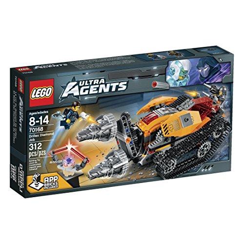 レゴ 【送料無料】LEGO Ultra Agents Drillex Diamond Job Toyレゴ