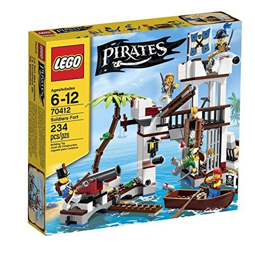 レゴ 【送料無料】LEGO Pirates Soldiers Fort 70412レゴ