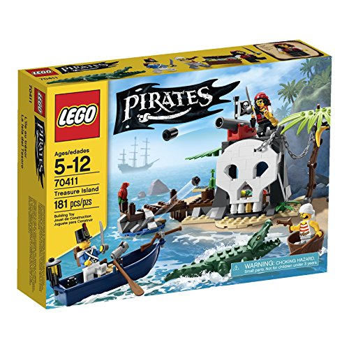 レゴ LEGO Pirates Treasure Island (70411)レゴ