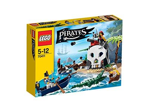 レゴ LEGO Pirates 70411 Treasure Islandレゴ