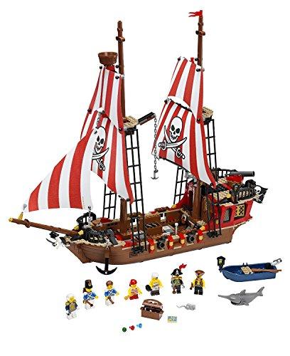 レゴ LEGO Pirates The Brick Bounty Pirate Ship 70413レゴ