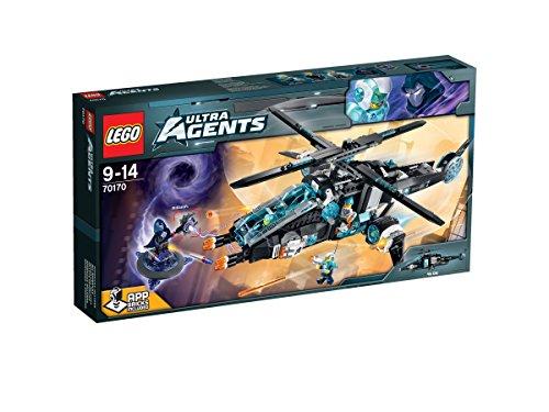 レゴ 【送料無料】LEGO Agents 70170: UltraCopter vs. AntiMatterレゴ