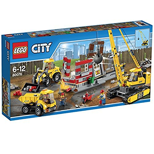 レゴ シティ LEGO City 60076: Demolition Siteレゴ シティ