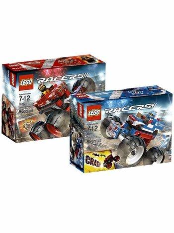 レゴ Lego Racers Ast 1 (9092, 9094)レゴ