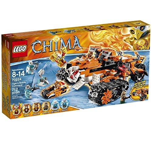 レゴ チーマ チーマ LEGO チーマ Chima Tiger's Blockレゴ Mobile Command Blockレゴ チーマ, 楽市きもの館:676b7aab --- krianta.ru