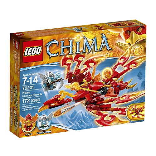 レゴ チーマ LEGO チーマ Chima レゴ Flinx's Ultimate Phoenix Toyレゴ Toyレゴ チーマ, 佐伯郡:d633943a --- krianta.ru
