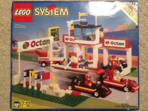 レゴ 【送料無料】LEGO System Fast Track Finishレゴ