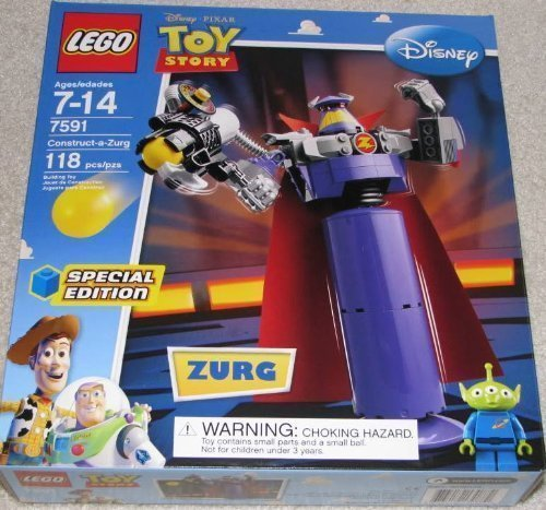 レゴ 【送料無料】LEGO Disney / Pixar Toy Story Exclusive Special Edition Set #7591 Construct a Zurg by LEGOレゴ