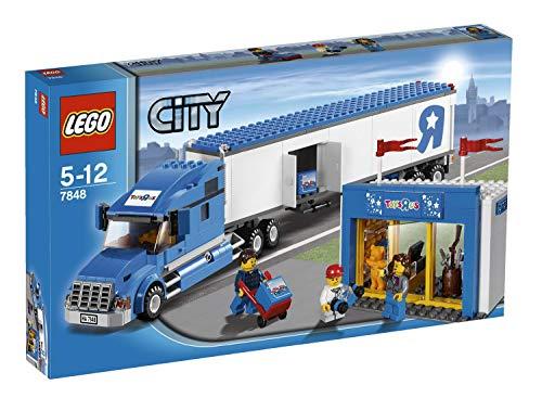 レゴ Us レゴ シティ Lego City Toys シティ R Us Truck 7848レゴ シティ, 奥尻郡:e19452da --- krianta.ru