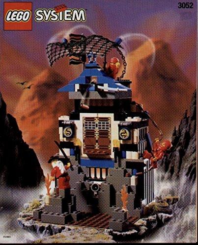 レゴ LEGO ( LEGO ) 3052 Ninja Fire Fortress block toys ( parallel imports )レゴ