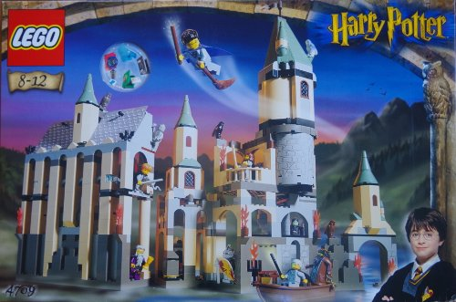 レゴ Stone 4709 Hogwarts Castle genuine domestic and the Sorcerer's Lego LEGO 4709 Harry Potterレゴ