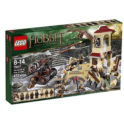 レゴ LEGO Hobbit 79017 The Battle of Five Armiesレゴ