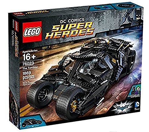 レゴ スーパーヒーローズ マーベル DCコミックス スーパーヒーローガールズ 【送料無料】LEGO Batman The Tumbler - 76023レゴ スーパーヒーローズ マーベル DCコミックス スーパーヒーローガールズ