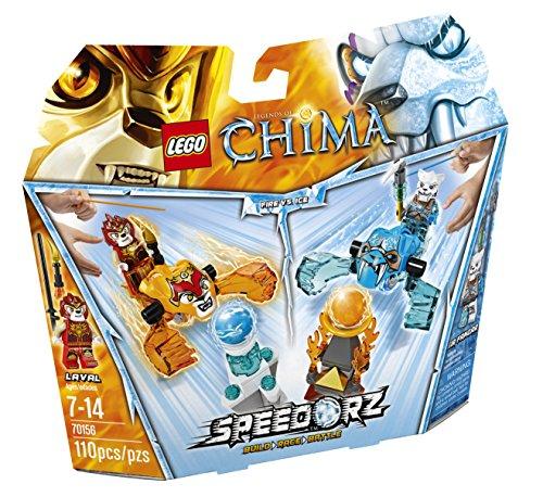 レゴ レゴ チーマ LEGO Chima Ice 70156 Fire vs. 70156 Ice Building Toyレゴ チーマ, 猿島町:b9352ed3 --- krianta.ru