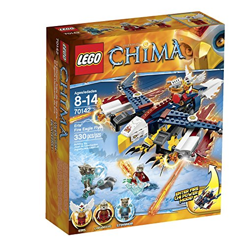 レゴ Toyレゴ チーマ LEGO Chima Flyer 70142 Eris' Fire Eagle Building Flyer Building Toyレゴ チーマ, カツヤマチョウ:5d1eabf9 --- krianta.ru