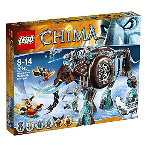レゴ チーマ LEGO Legends Chima Maulas Ice Mammoth Stomper (70145) by LEGOレゴ チーマ