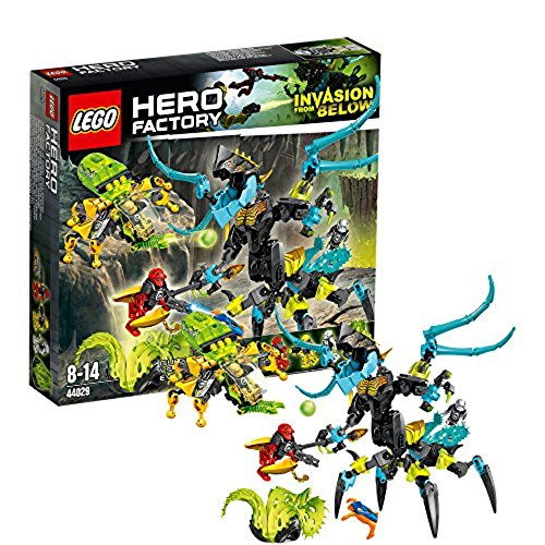 レゴ LEGO (Hero Factory Queen Beast VS Fano & Evolution & Stormer 44029レゴ