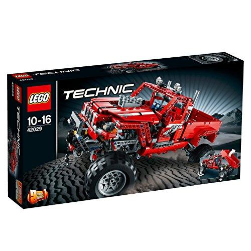 レゴ テクニックシリーズ 【送料無料】LEGO Technic 42029 Truck d?panneuse/camionetteレゴ テクニックシリーズ
