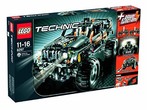 レゴ テクニックシリーズ 【送料無料】LEGO Technic 8297 Off Roaderレゴ テクニックシリーズ