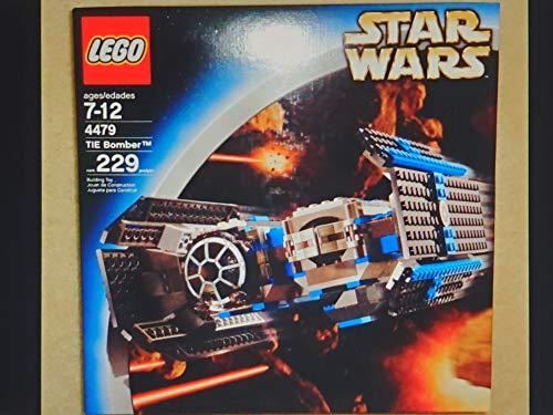 レゴ スターウォーズ 【送料無料】Lego Tie Bomber Star Wars 4479 New in Sealed Box.レゴ スターウォーズ