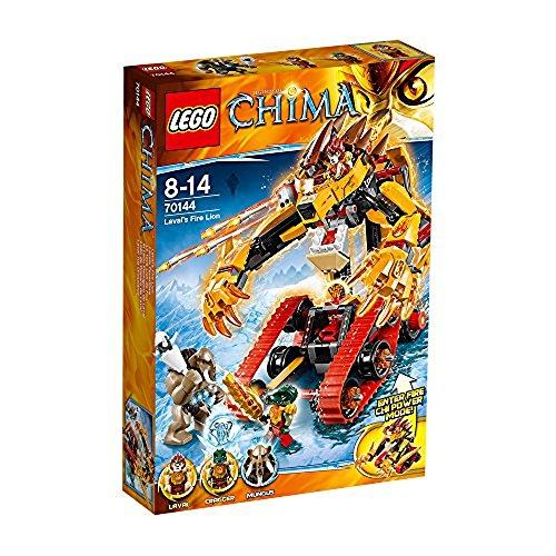 レゴ チーマ LEGO Legends of Chima 70144: Lavals Fire Lionレゴ チーマ