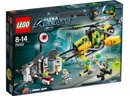 レゴ 【送料無料】LEGO Agents 70163: Toxikita's Toxic Meltdownレゴ
