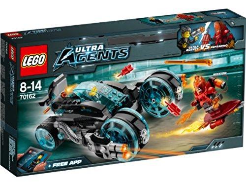 レゴ LEGO Agents 70162: Infearno Interceptionレゴ