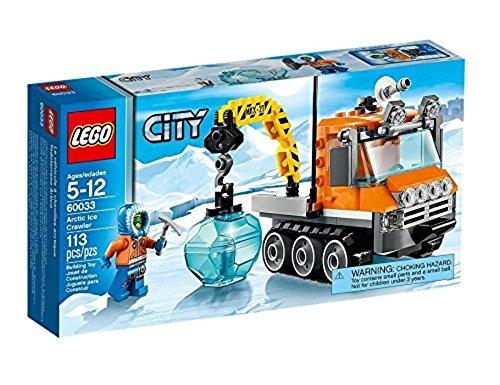 レゴ シティ LEGO City 60033: Arctic Ice Crawlerレゴ シティ
