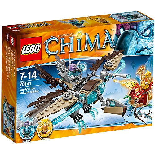 レゴ チーマ LEGO Legends of Chima 70141: Vardys Ice Vulture Gliderレゴ チーマ