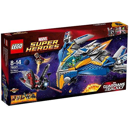 レゴ スーパーヒーローズ マーベル DCコミックス スーパーヒーローガールズ LEGO Marvel Super Heroes Guardians of the Galaxy The Milano Spaceship Rescueレゴ スーパーヒーローズ マーベル DCコミックス スーパーヒーローガールズ