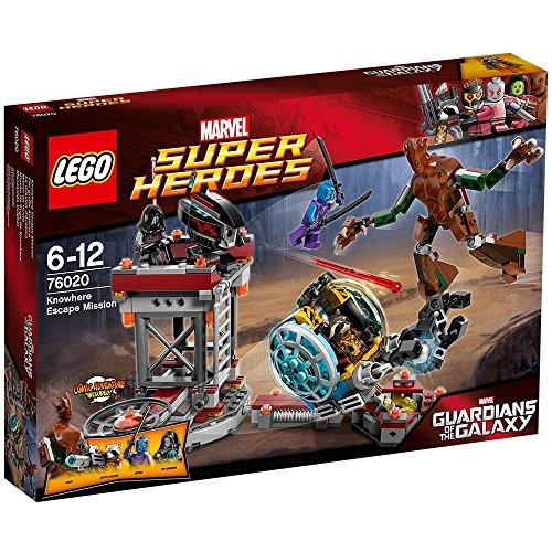 レゴ スーパーヒーローズ マーベル DCコミックス スーパーヒーローガールズ LEGO Super Heroes 76020: Knowhere Escape Missionレゴ スーパーヒーローズ マーベル DCコミックス スーパーヒーローガールズ