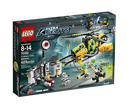 レゴ 【送料無料】LEGO Ultra Agents 70163 Toxikita's Toxic Meltdownレゴ