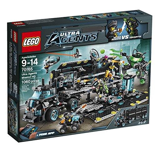 レゴ LEGO Ultra Agents 70165 Mission Headquartersレゴ