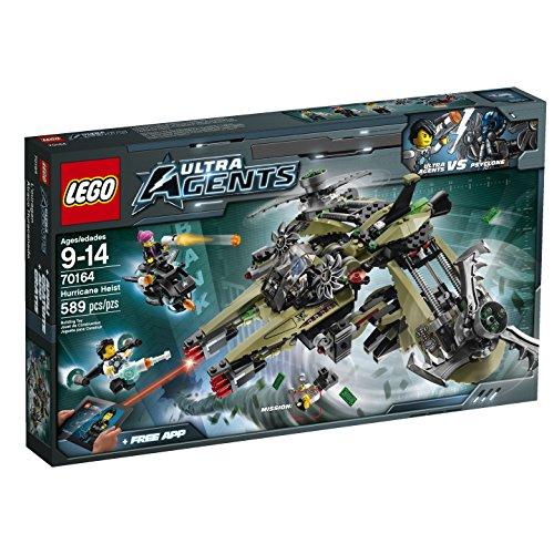 レゴ LEGO Ultra Agents 70164 Hurricane Heistレゴ