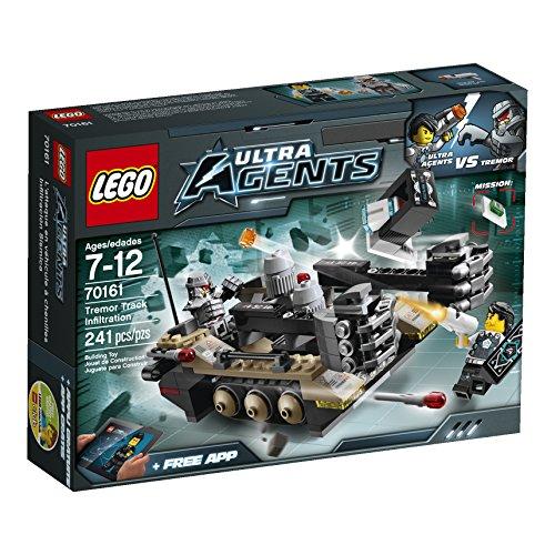 レゴ LEGO Ultra Agents 70161 Tremor Track Infiltrationレゴ