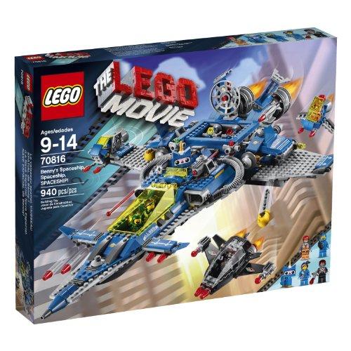 レゴ LEGO Movie 70816 Benny's Spaceship, Spaceship, Spaceship! Building Set (Discontinued by manufacturer)レゴ