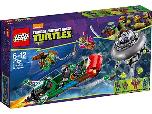 レゴ LEGO T-Rawket Sky Strike Ninja Turtlesレゴ