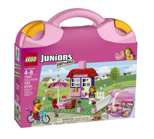 レゴ LEGO Juniors 10660 House Suitcaseレゴ