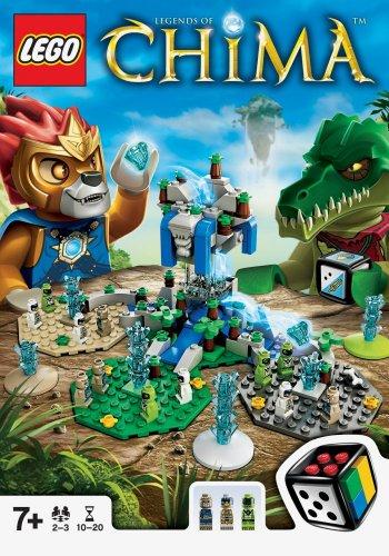 レゴ チーマ 【送料無料】LEGO Legends of Chima Game 50006レゴ チーマ