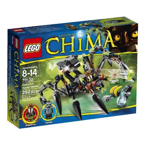 レゴ チーマ LEGO Chima 70130 Sparratus' Spider Stalkerレゴ チーマ