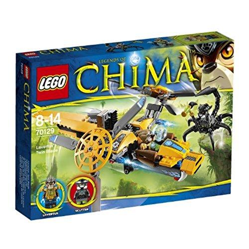 レゴ チーマ LEGO Chima 70129: Lavertus' Twin Bladeレゴ チーマ