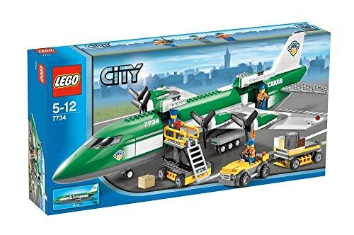 レゴ シティ LEGO 7734 City Cargo Planeレゴ シティ