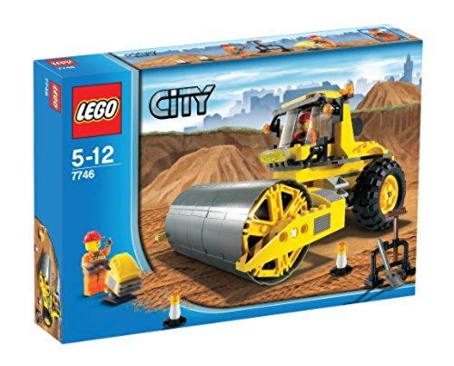 レゴ シティ Lego City Set #7746 Single-Drum Rollerレゴ シティ