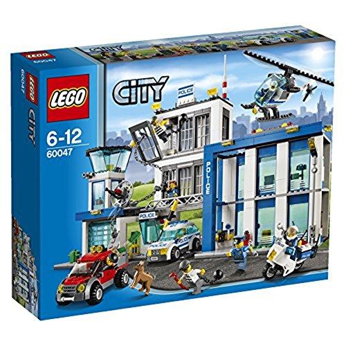 レゴ シティ 【送料無料】City - Police Station - 60047レゴ シティ