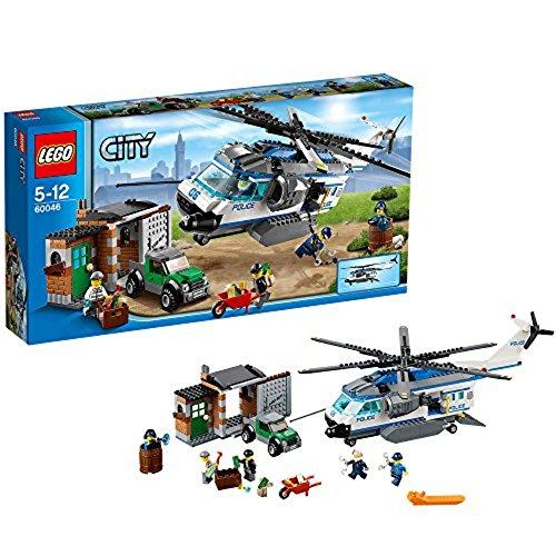 レゴ シティ LEGO City 60046 Helicopter Surveillanceレゴ シティ