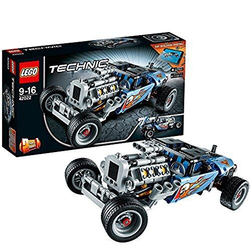 レゴ テクニックシリーズ LEGO Technic 42022 Hot Rod レゴ テクニックシリーズ