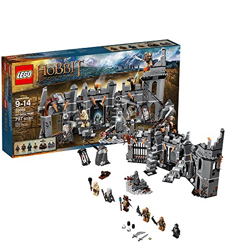 レゴ LEGO The Hobbit: an Unexpected Journey 79014: Dol Guldur Battleレゴ