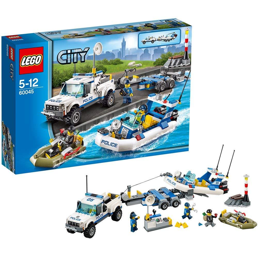 レゴ シティ LEGO City Police Patrol 60045レゴ シティ