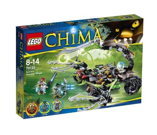 レゴ チーマ of Scorpion LEGO Legends of Chima Chima 70132 Scorm's Scorpion Stingerレゴ チーマ, 水まわりの専門店 サンワ:b3674d90 --- krianta.ru